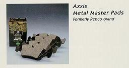Axxis Metal Master