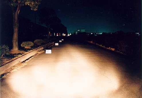Action-LED-Lights — BIKE LIGHT BEAM PATTERNS